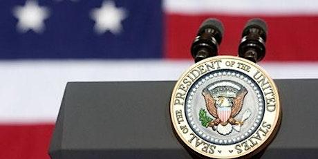 American Presidents with Author David Pietrusza - Livestream Program tickets
