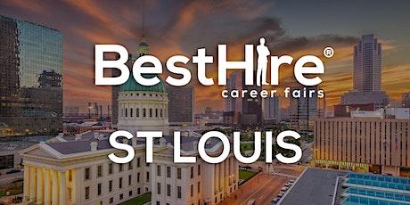 St. Louis Virtual Job Fair July 29, 2021 tickets