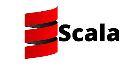 4 Weekends Scala Training Course in Pleasanton tickets