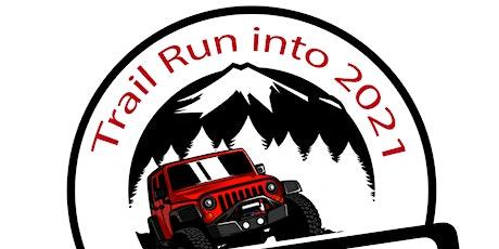 Trail Run into 2021 tickets