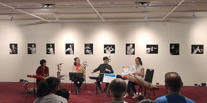 Oriental Jazz Family Concert image