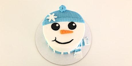 Parent & Me: Snowman Cake tickets