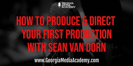 Your First Production with Sean Van Dorn: Two Weekend Bootcamp tickets