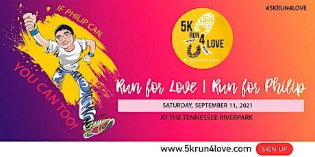 5KRun4Love, Run for Philip - 2021 tickets