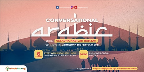 Conversational Arabic tickets