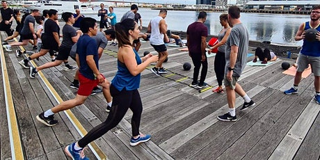 Social Fitness Bootcamp & Coffee tickets