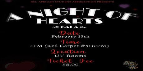 A Night of Hearts: Gala tickets
