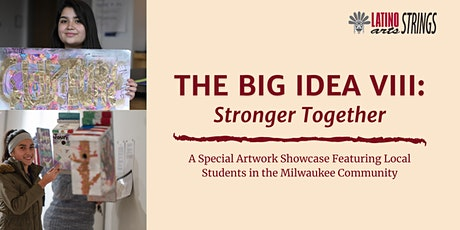 Cafe con Arte: The Big Idea - Stronger Together tickets
