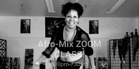AFRO-BEAT DANCE W/MILLA tickets