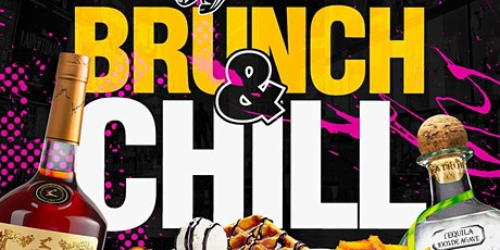 BRUNCH & CHILL SUNDAYS w/BOTTOMLESS DRINKS - #YES tickets