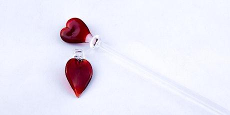 Flame Working: Heart Workshop | 2021 tickets