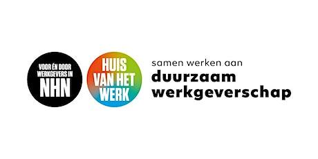 Huis van het Werk Strategisch Online - VITALITEIT, fysiek en mentaal tickets