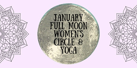 Full Moon Circle & Yin Yoga tickets