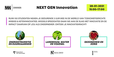 NEXT GEN INNOVATION tickets