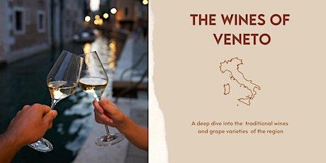 Veneto Wine Chat tickets