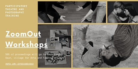 ZoomOut - Participatory Photography and Theatre Workshop tickets