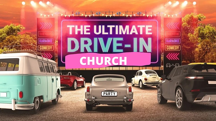 DRIVE IN CHURCH - Cricket Club  ! image