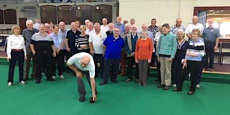 Parkinson's Edinburgh Indoor Bowling 2021 tickets