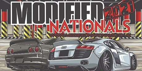 Modified Nationals Performance & Tuning Show - 2 - 4 July 2021 tickets