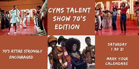CYMS Talent Show tickets