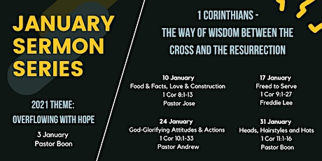The Way of Wisdom Between the Cross and the Resurrection: January 2021 tickets