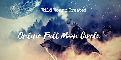 Wild Woman Full Moon Howl tickets