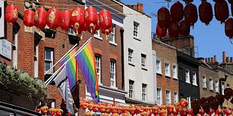 Virtual city tour  伦敦LGBT&女权景点导赏第一期 tickets
