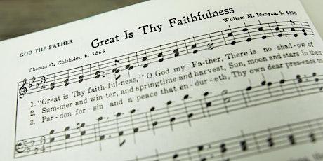 Weekly Sunday Worship - Hyvots Bank church of Christ tickets