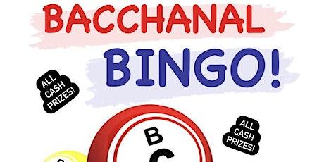 Bacchanal Bingo tickets