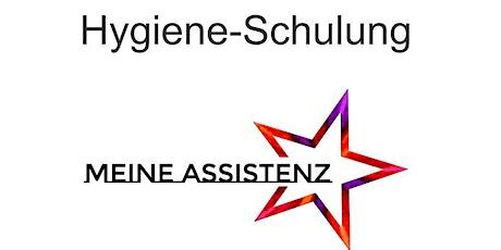 Hygieneschulung für Assistent*innen und Assistenznehmer*innen Tickets