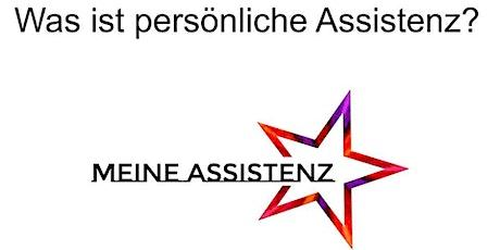 Was ist Assistenz? Schulung für Assistent*innen Tickets