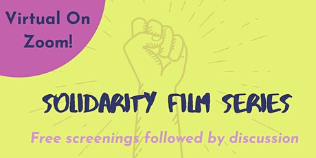 Spark Solidarity Film Series tickets