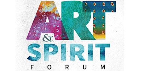 Art & Spirit Forum tickets