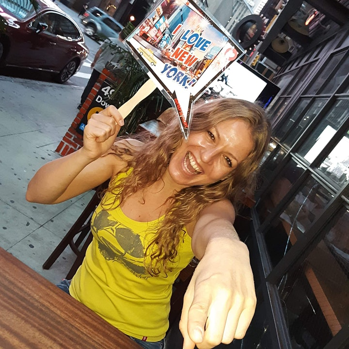 Selfies, M&Ms and Photo-Props, Times Square Walking Tour + Tasting! (10ppl) image