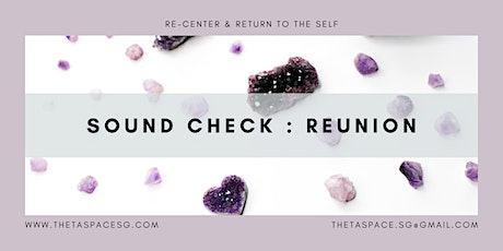 February Sound Check: Reunion tickets