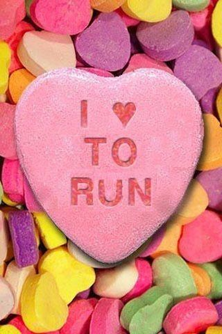 ❤️ 2021 LOVE RUN/WALK 3K image