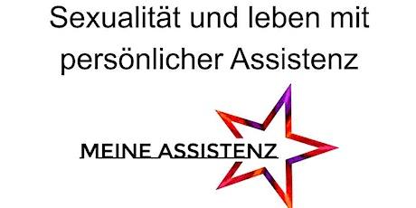 Sexualität und Leben mit Assistenz  Schulung für Assistent*innen Tickets