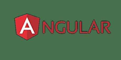 4 Weekends Angular JS Training Course in Monterrey tickets