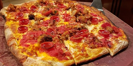 Pizza & Safe Outdoor Networking @ Anthony's Coal Fired - $5 Advance Tix tickets