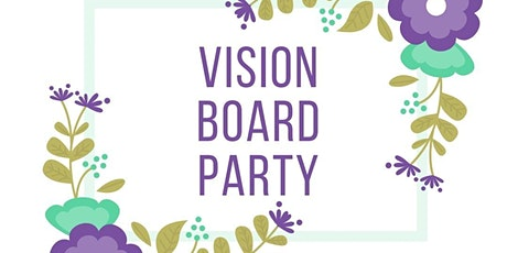 Vision Board Party! (with Coach Ayana & Jolie) tickets
