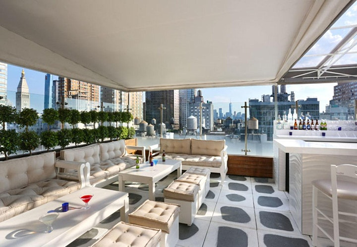 "CEO FRESH PRESENTS "" HOLY BRUNCH SUNDAYS""  OUTDOOR HEATED NYC ROOFTOP image"