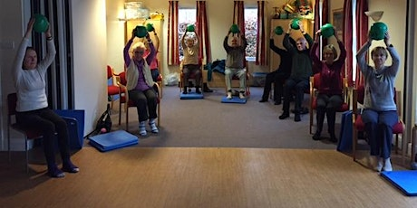 Pilates for Parkinson's: Fridays at Morningside (2021) tickets