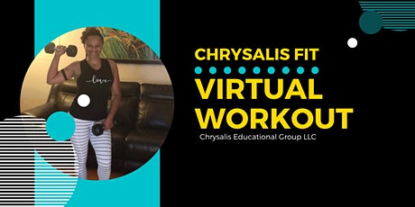 CEG Virtual Workout tickets