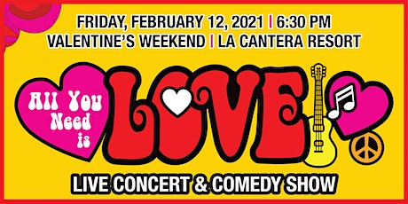 All You Need Is Love tickets