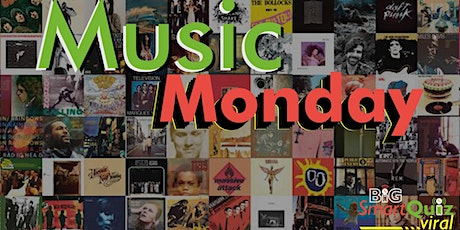 Music Monday: Pop, Rock & Dance Music with Big Smart Quiz tickets