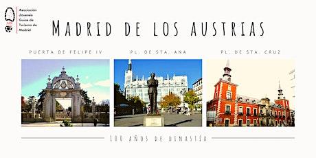Conoce el Madrid de los Austrias entradas