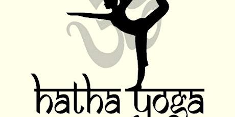 Daily Hatha Yoga tickets