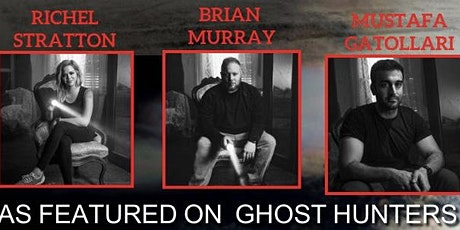 Investigate with A&E's Ghost Hunters. tickets