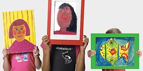 Kid's Art Hour tickets