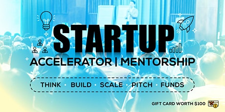 [Startups] : Mentorship Program for Startups bilhetes